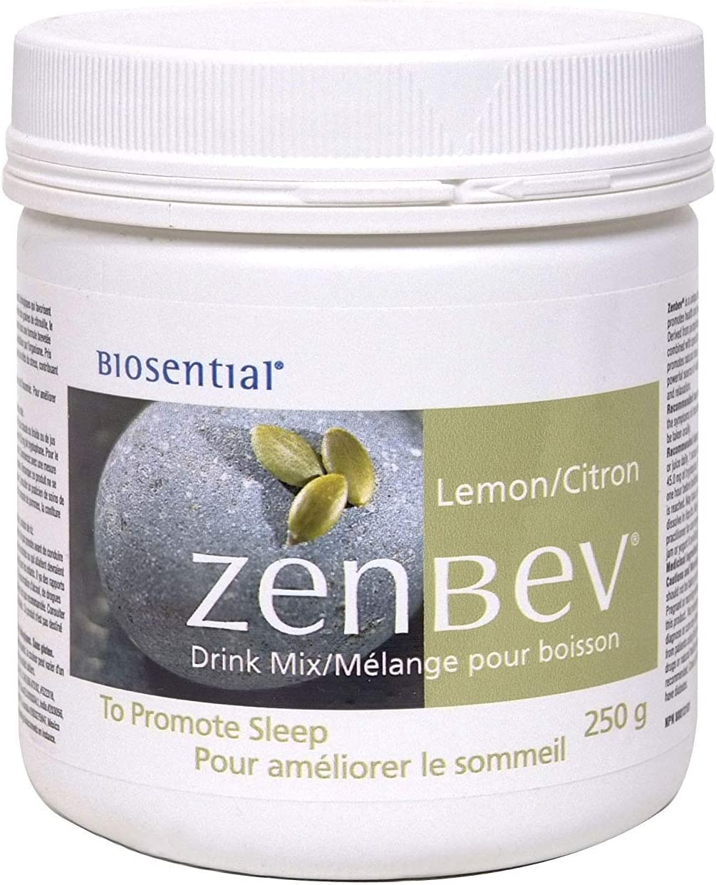 Zenbev Natural Organic Fort Worth Mall Sleep Aid Max 40% OFF and Anxiety Relief Mix - Drink