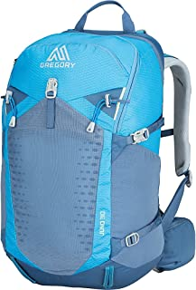 Gregory Mountain Products Juno 30 Liter Women's Day Hiking Backpack   Hiking, Walking, Travel   Free Hydration Bladder, Breathable Components, Cushioned Straps   Stay Hydrated on The Trail