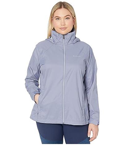 Columbia Plus Size Switchback III Jacket (New Moon) Women