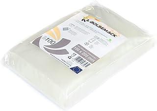 Sacs Sous vide gaufrés 150x200mm (15x20 cm.) 100 unités, à usage alimentaire pour tout type d'appareil de mise sous vide