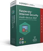 Kaspersky Lab Internet Security Multi-Device 2017 Full license 2usuario(s) 1año(s) Español - Seguridad y antivirus (2, 1 año(s), Full license, Soporte físico)