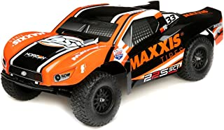 Losi 1/10 22S Maxxis 2WD SCT Brushless RTR with AVC, LOS03013T1