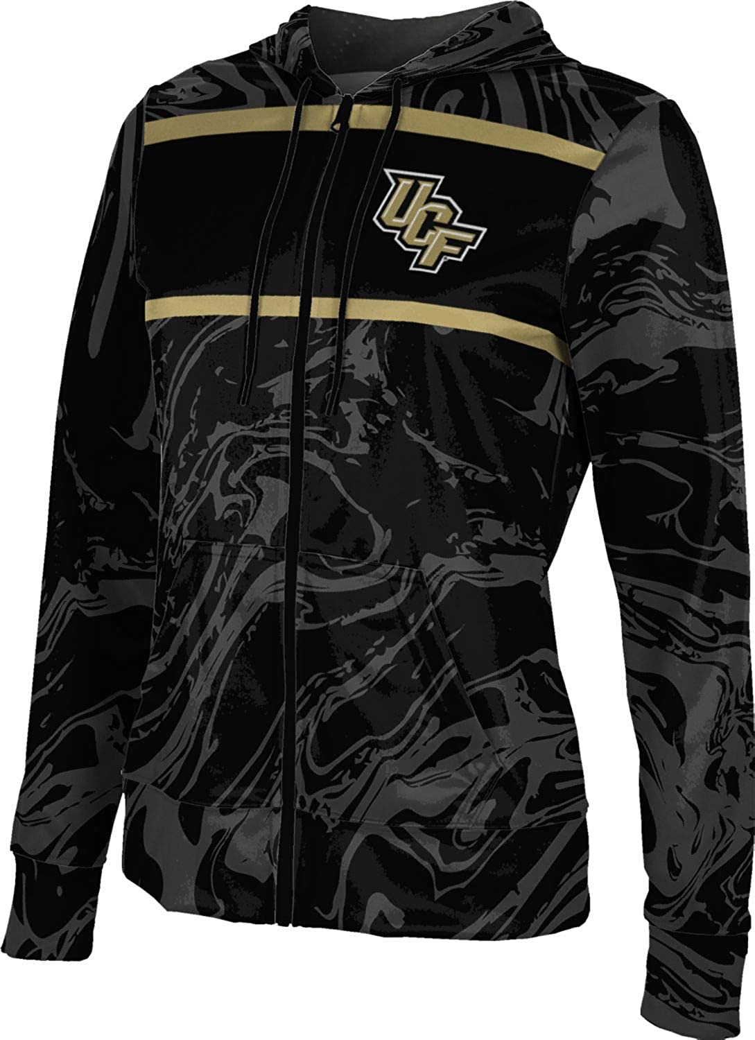 Surprise price ProSphere University of Max 79% OFF Central Florida Girls' Zipper Hoodie Sc