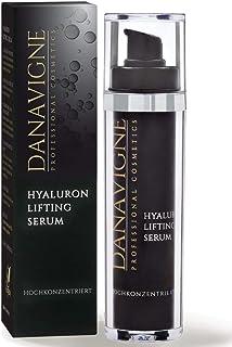 Danavigne Reines Hyaluron Serum hochkonzentriert [50ml] I Straffendes Hyaluronsäure..