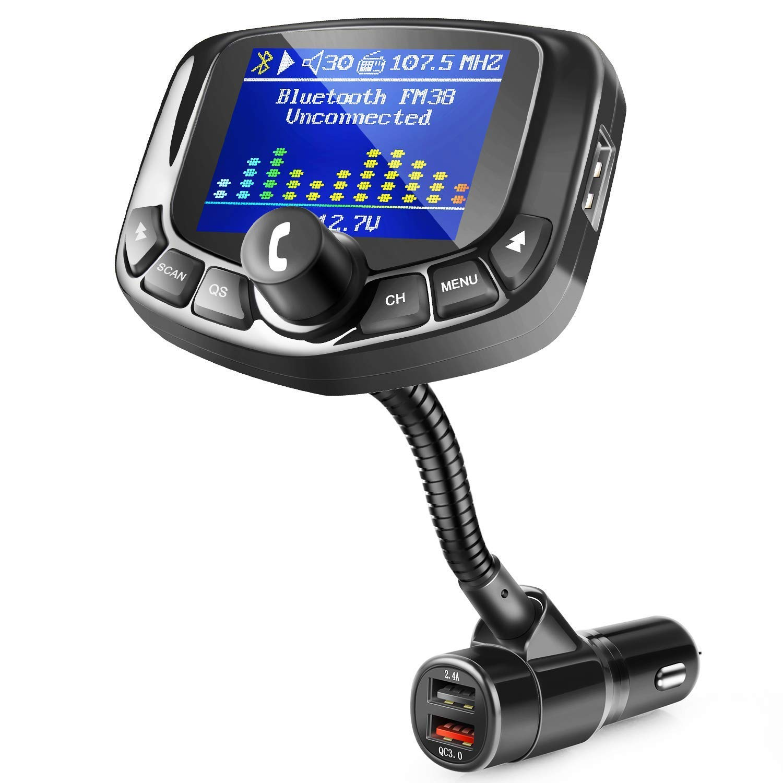 ZEEPORTE Bluetooth Transmitter Wireless Hands Free