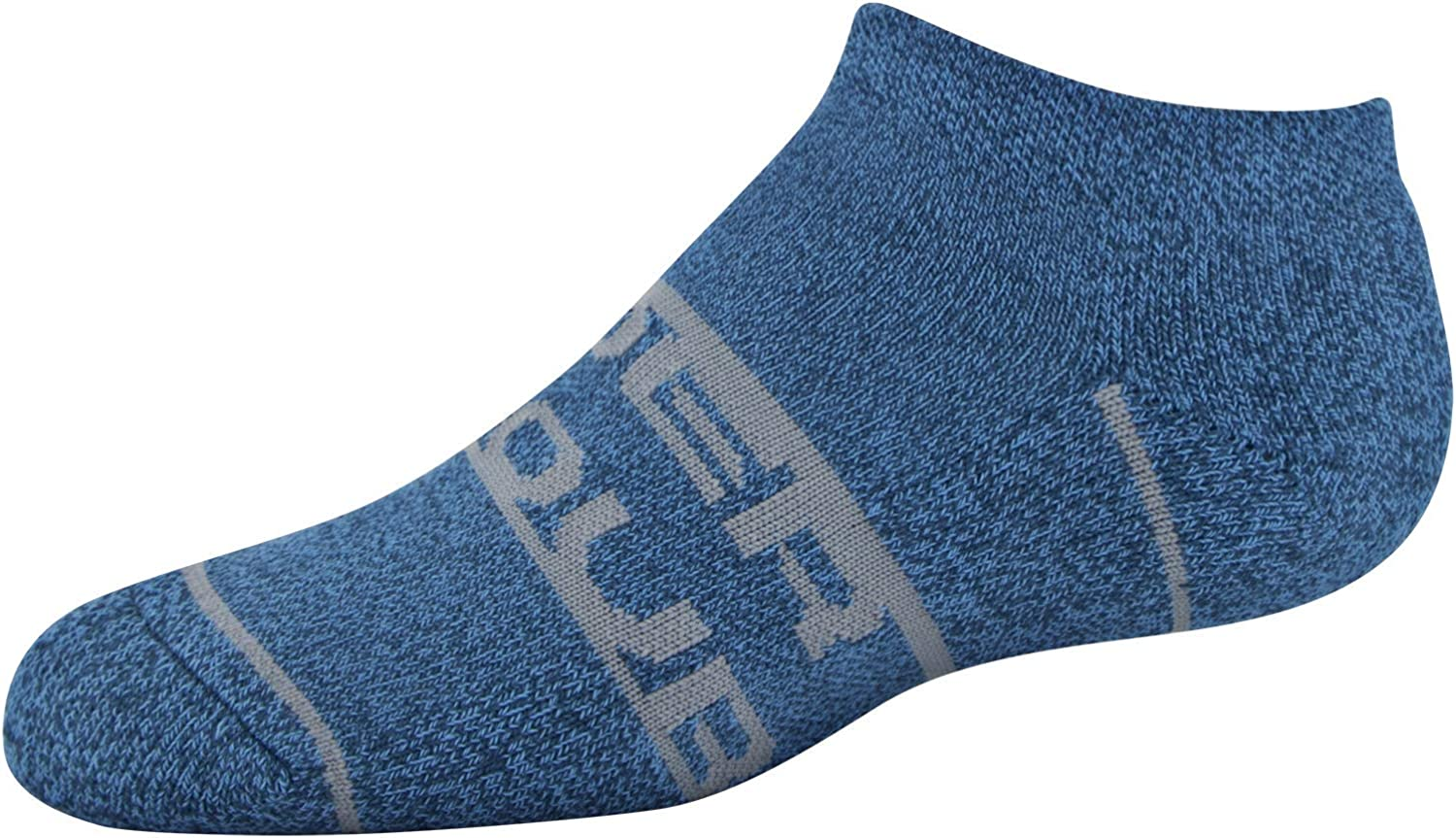 Under Armour Youth Essential Lite No Show Socks, 6-pairs