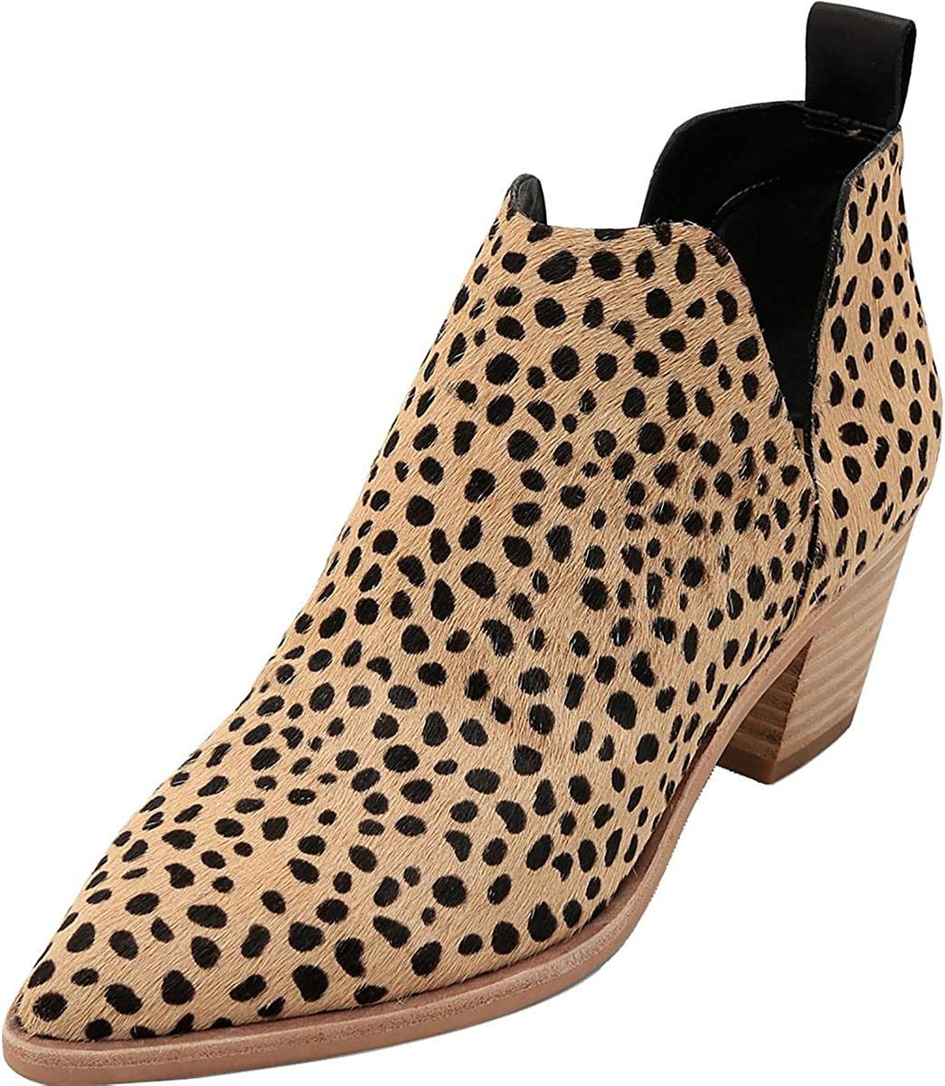 Dolce Vita Women's Sonni Ankle Boot