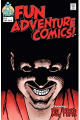 Fun Adventure Comics #12 Kindle Edition
