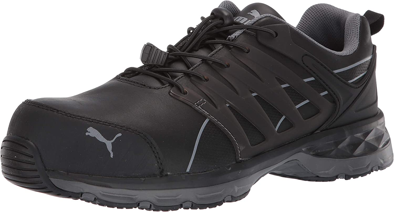 PUMA Safety Velocity High quality Luxury new 2.0 Black Shoes T SD Low ASTM