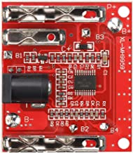 smallJUN 2S 20A 7.4V 8.4V Bater/ía de Litio de Iones de Litio 18650 Cargador PCB Placa de protecci/ón BMS Placa de protecci/ón BMS