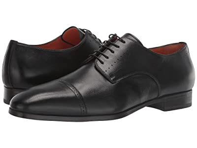 Santoni Gareth Oxford (Black) Men