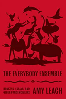 The Everybody Ensemble: Donkeys, Essays, and Other Pandemoniums