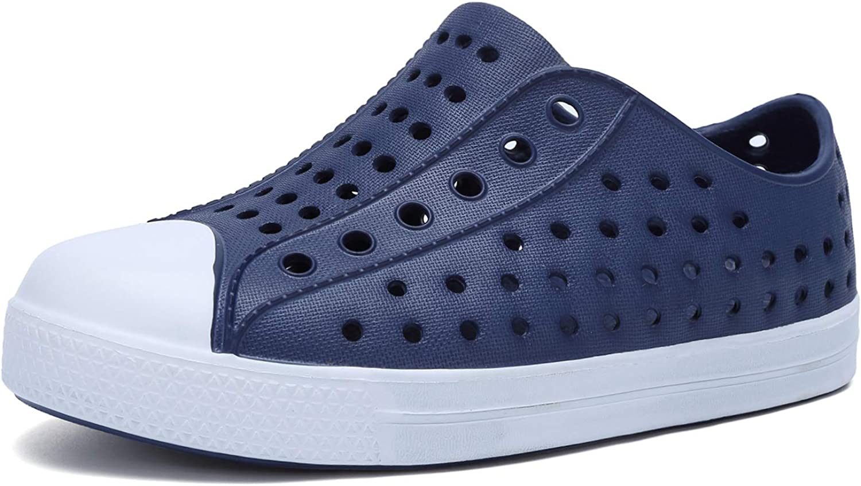 EQUICK Kids Water Shoes Lightweight Slip-On Sneaker Breathable Sandal Outdoor & Indoor