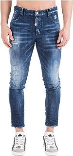 separation shoes 0c6f0 83423 Amazon.it: DSQUARED2 - Jeans / Uomo: Abbigliamento