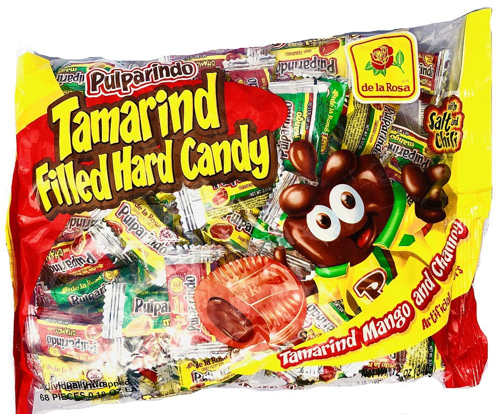 Pulparindo Tamarind Filled Hard by Candy Special Campaign Super sale