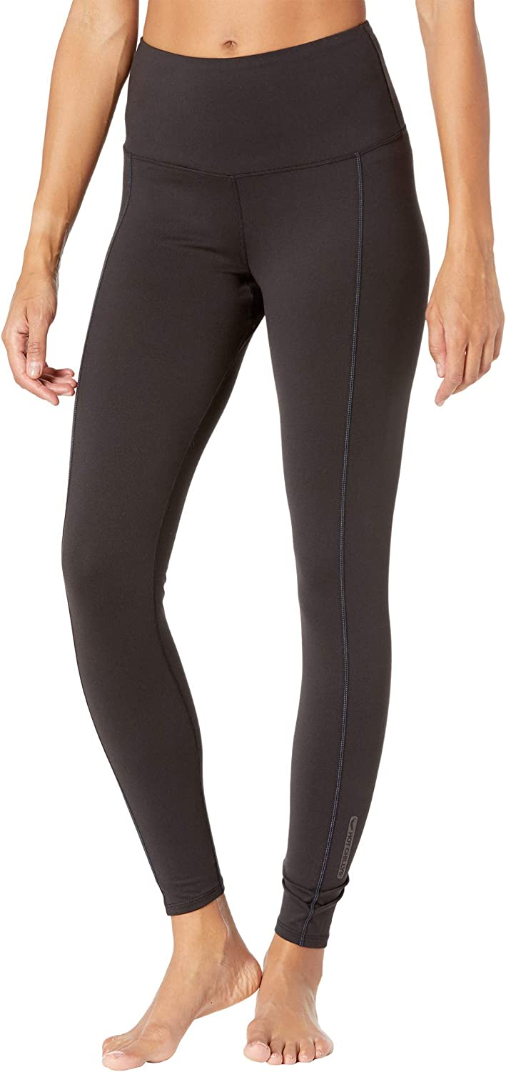 Hot Chillys Womens Clima-tek Tight Midweight Relaxed Fit Base Layer