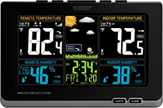 Best meteo clock weather station Reviews