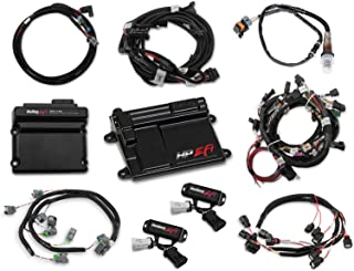 NEW HOLLEY TI-VCT HP EFI ECU KIT & TI-VCT CONTROLLER KIT WITH POWER HARNESS,MAIN HARNESS,COIL HARNESS,INJECTOR HARNESS & SENSORS,COMPATIBLE WITH 2011-2012 FORD COYOTE ENGINES