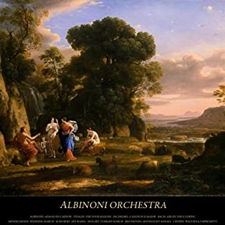 Albinoni: Adagio in G Minor - Vivaldi: The Four Seasons - Pachelbel: Canon in D Major - Bach: Air On the G String - Mendelssohn: Wedding March - Schubert: Ave Maria - Mozart: Turkish March - Beethoven: Moonlight Sonata - Chopin: Waltzes & Impromptu