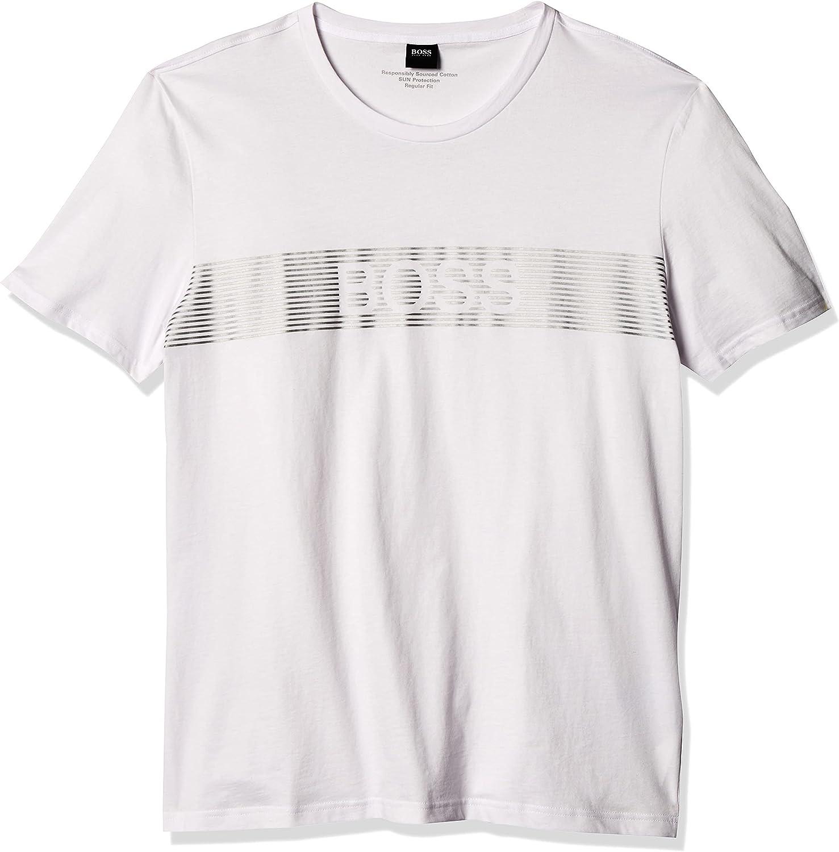 BOSS Men's Standard Rash Guard Shirt