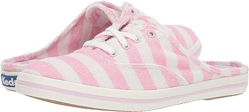 Mirage Pink/White