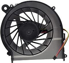 Deal4GO Replacement CPU Fan for HP Pavilion G7 G6 G4 Cooling Fan Compaq CQ42 CQ62 CQ56 CQ56z Presario CQ62z G62t Q72C Series 646578-001 Laptop Fan