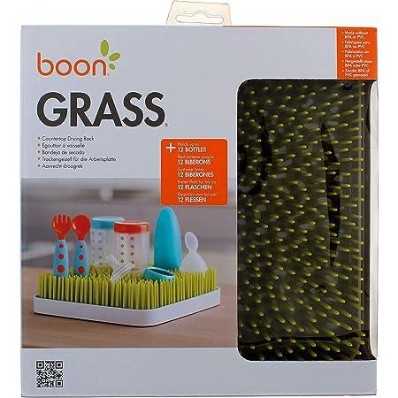 Boon Grass Countertop Drying Rack,Green 2 Pack