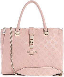 Guess Satchels Bag For Women, Light Pink - SG739807