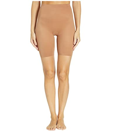 Maidenform Smoothing Slip Shorts (Caramel) Women