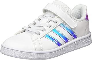 adidas Grand Court C, Chaussure de Tennis Mixte Enfant