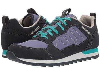 Merrell Alpine Sneaker (Velvet Morning/Ebony) Women