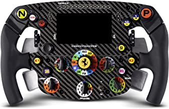 Thrustmaster Formula Wheel Add-On Ferrari SF1000 Edition, Volante Replica, PC, PS4, PS5, Xbox One e Series X|S, Cruscotto ...