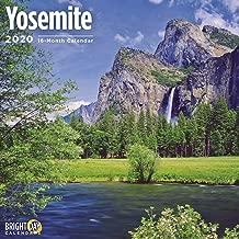 Best yosemite 2019 calendar Reviews
