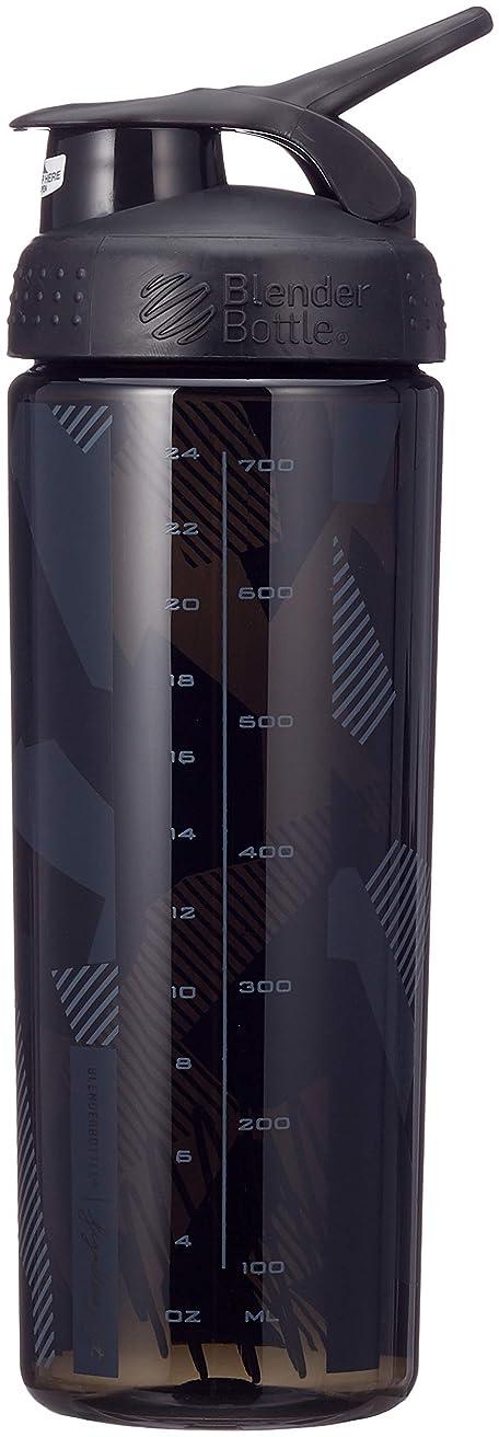 信頼曲がったお願いしますブレンダーボトル 【日本正規品】 ミキサー シェーカー ボトル Sports Mixer 28オンス (800ml) スレートブラック BBSMSL28 SLBK
