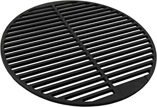 BBQ-Toro Gusseisen Grillrost, massiv und emailliert, rund, Verschiedene Größen zur Auswahl, für Holzkohlegrill, Gasgrill und mehr Durchmesser 45 cm
