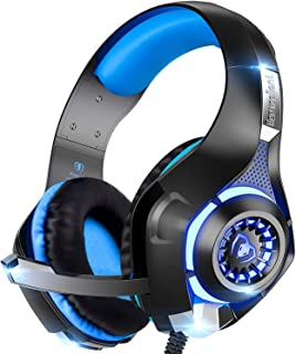 Beexcellent Beexcellent Gaming Headset GM-1 with Microphone for New Xbox 1 PS4 PC Cellphone Laptops Computer - Surround So...