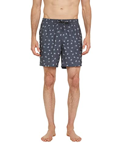 Quiksilver Mystic Session Stretch Volley 17