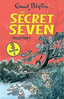 The Secret Seven Collection 5: Books 13-15