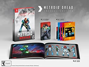 Metroid Dread Special Edition - Nintendo Switch