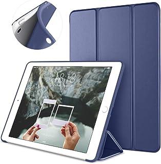جراب DTTO Mini لجهاز iPad Mini 3/2/1، (غير متوافق مع الجيل الخامس ميني 2019) جراب ذكي خفيف الوزن فائق النحافة ثلاثي الطي م...