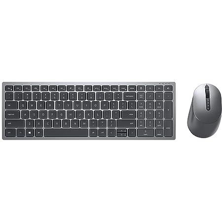 Dell Teclado y ratón inalámbricos - Negro: Amazon.es: Informática