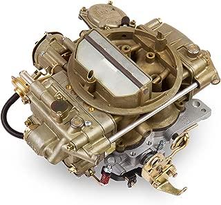 Holley 0-9895 650 CFM Street 4-Barrel Spread Bore Electric Choke Replacement Carburetor