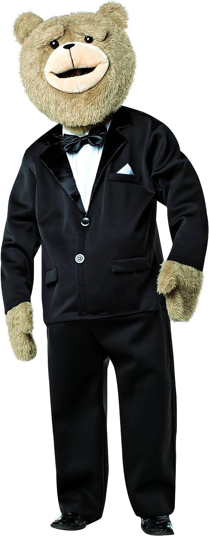 Rasta Imposta Men's Ted 2 Tuxedo Costume