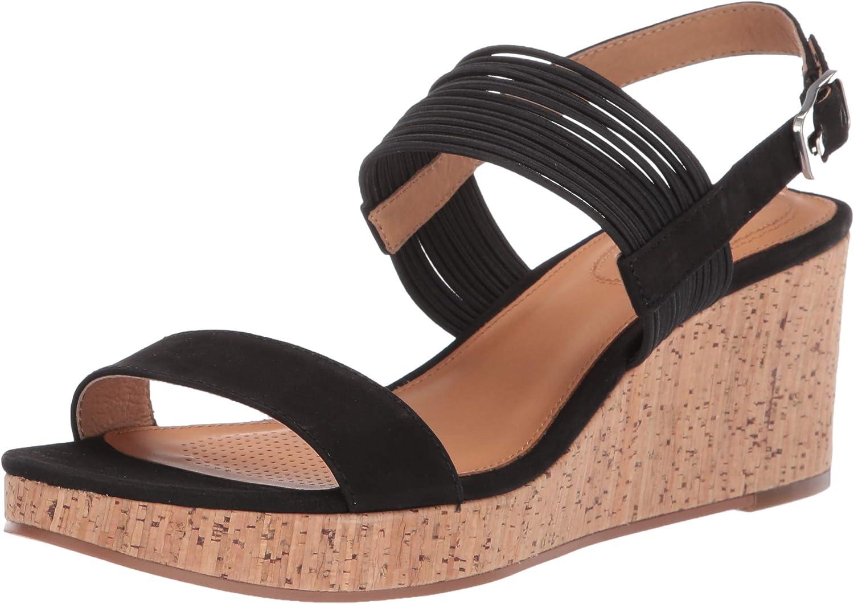 Corso Como Womens Fantazie Wedge Wedge Sandal