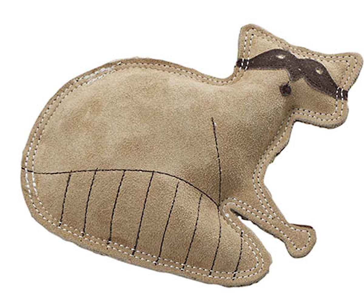Pet Supplies Pet Squeak Toys Ethical Pet Dura Fused 7 25 Inch Leather Dog Toy Small Raccoon Amazon Com