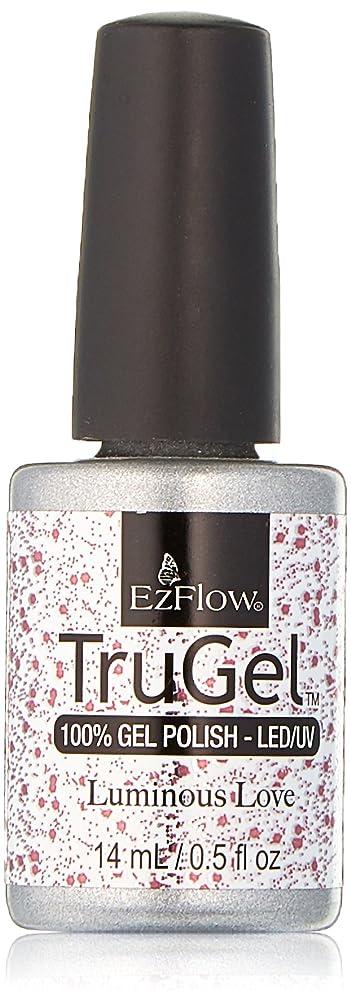 不倫間違い例示するEzFlow TruGel Gel Polish - Luminous Love - 0.5oz / 14ml