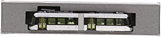 Kato N GaugeToyama Inter-city Train Belt Line [Centram] Type 9000 #9002 (Silver) (Kato PlaRail Model Train)
