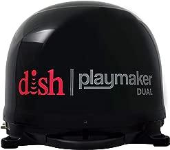 Winegard Company Black PL-8035 Dish Playmaker Portable Antenna