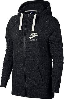 Best women's nike sportswear gym vintage zip-up hoodie Reviews