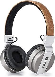 Zoook ZB-Rocker Bomb Bluetooth Headphones (Brown)